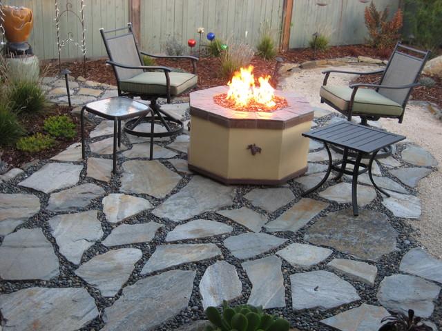 Los Osos Fireside Patio Seating For The Garden Modern Garden