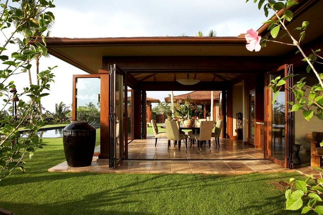 Lot 82 Tropical Patio Hawaii By Gm Construction Inc