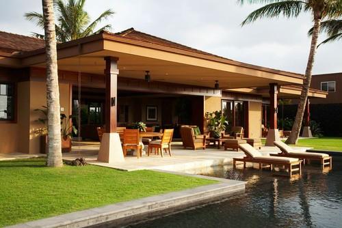 Lot 9 tropical patio