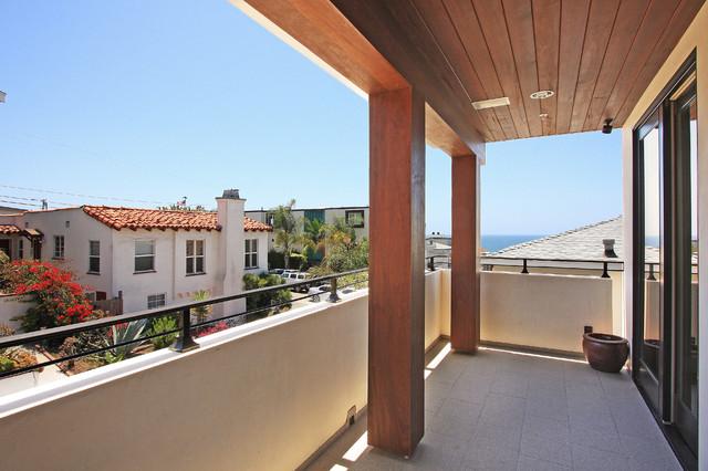 LuAnn Development contemporary-patio