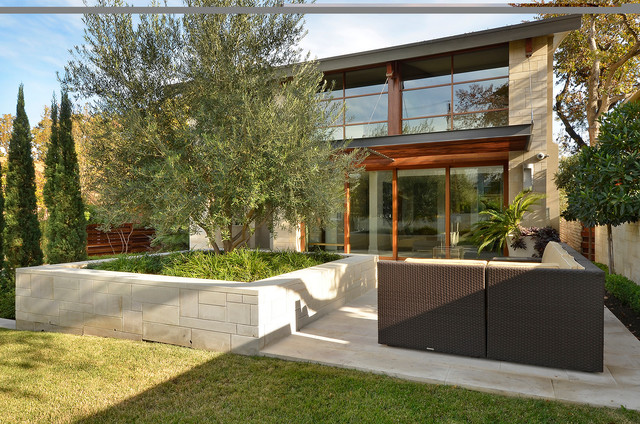Luxe Featured Home Coming Soon contemporary-patio
