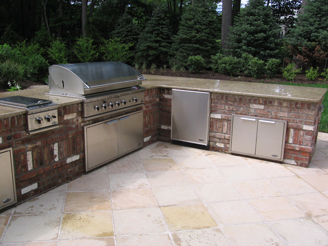 Luxury Outdoor Kitchen Designs & Installations NJ