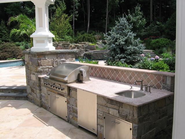 Luxury outdoor kitchen designs installations nj for Outdoor kitchen designs nj