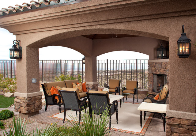 Madeira Canyon Vacation Home Traditional Patio Las