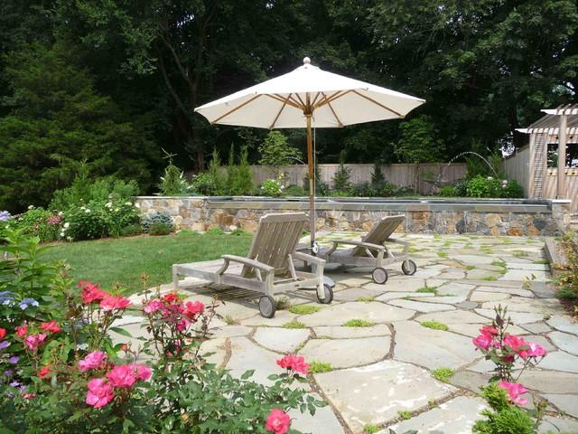 Madison Residence traditional-patio