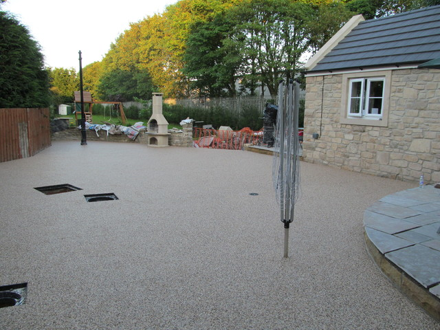 Magic Exterior Resin Floors Driveways Paving Pathways