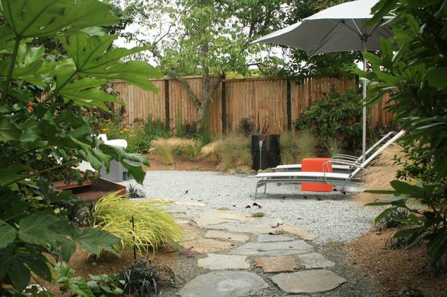 Magnolia Residence industrial-patio