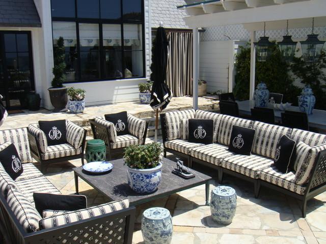 malibu beach eclectic-patio