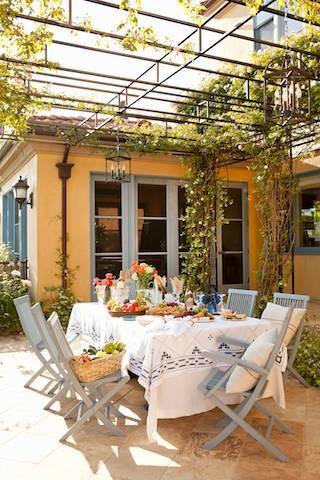 malibu canyon residence mediterranean patio