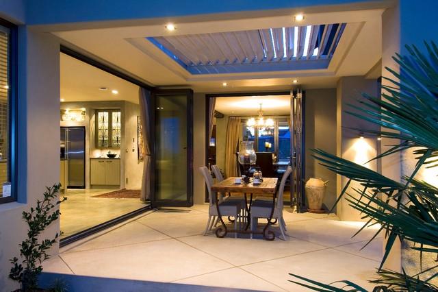 Mangawhai mediterranean-patio