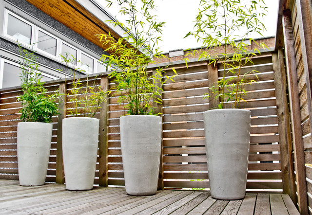 Mango Design Co Modern Patio Vancouver By Mango Design Co