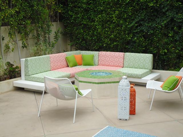 Manhattan Beach modern-patio