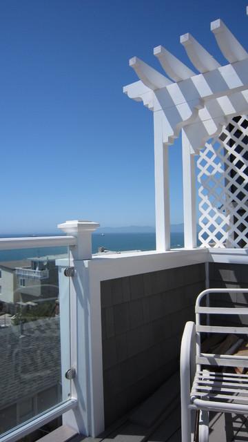 Manhattan Beach Remodel beach-style-patio