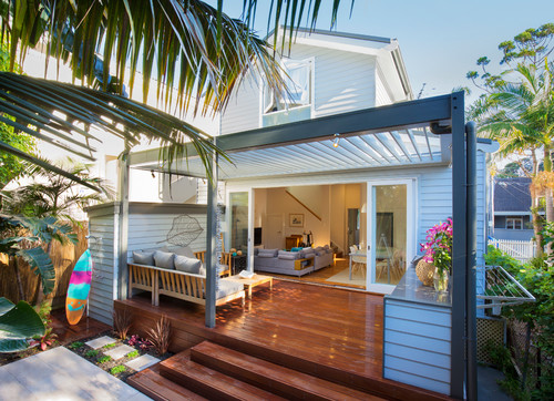 Manly House | Upper Floor Addition