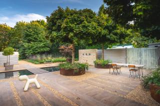 75 Beautiful Courtyard Patio Pictures Ideas February 2021 Houzz Uk