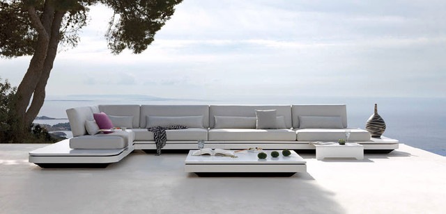 MANUTTI BELGIAN OUTDOOR FURNITURE Modern Patio Miami By Amazing Modern Patio Furniture Miami