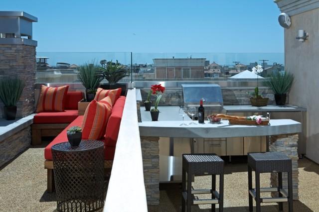 Marina Del Rey Residence contemporary-patio