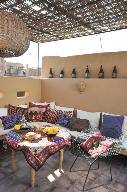 Marrakesh by Design Morrocan Homes Maryam Montague mediterranean patio