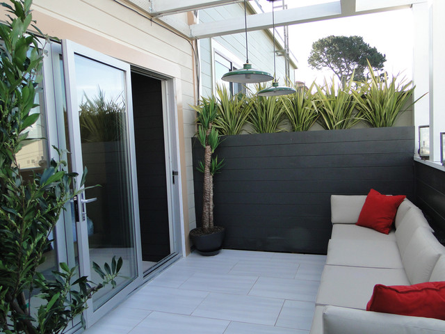 Master Bedroom Retreat Modern Patio San Francisco By Lacantina Doors