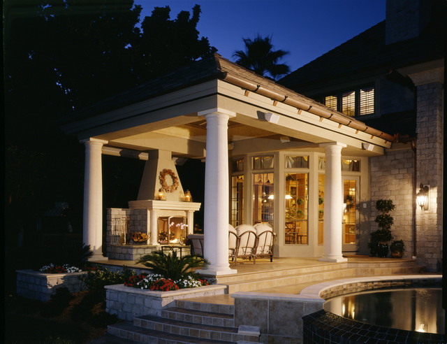 Matus Residence Traditional Patio Tampa By