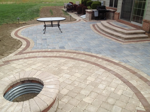 Maumee 2 Traditional Patio Other By Outdoor Living Design Products