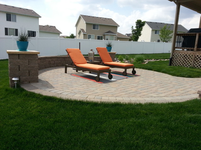 McCool traditional-patio