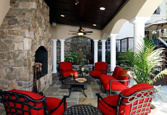 McLean Residence traditional-patio