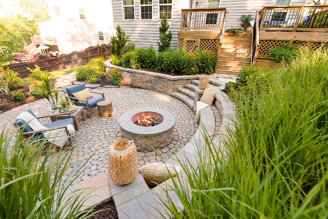 Patio Of The Week Once Unusable Backyard Is Now A Favorite Spot