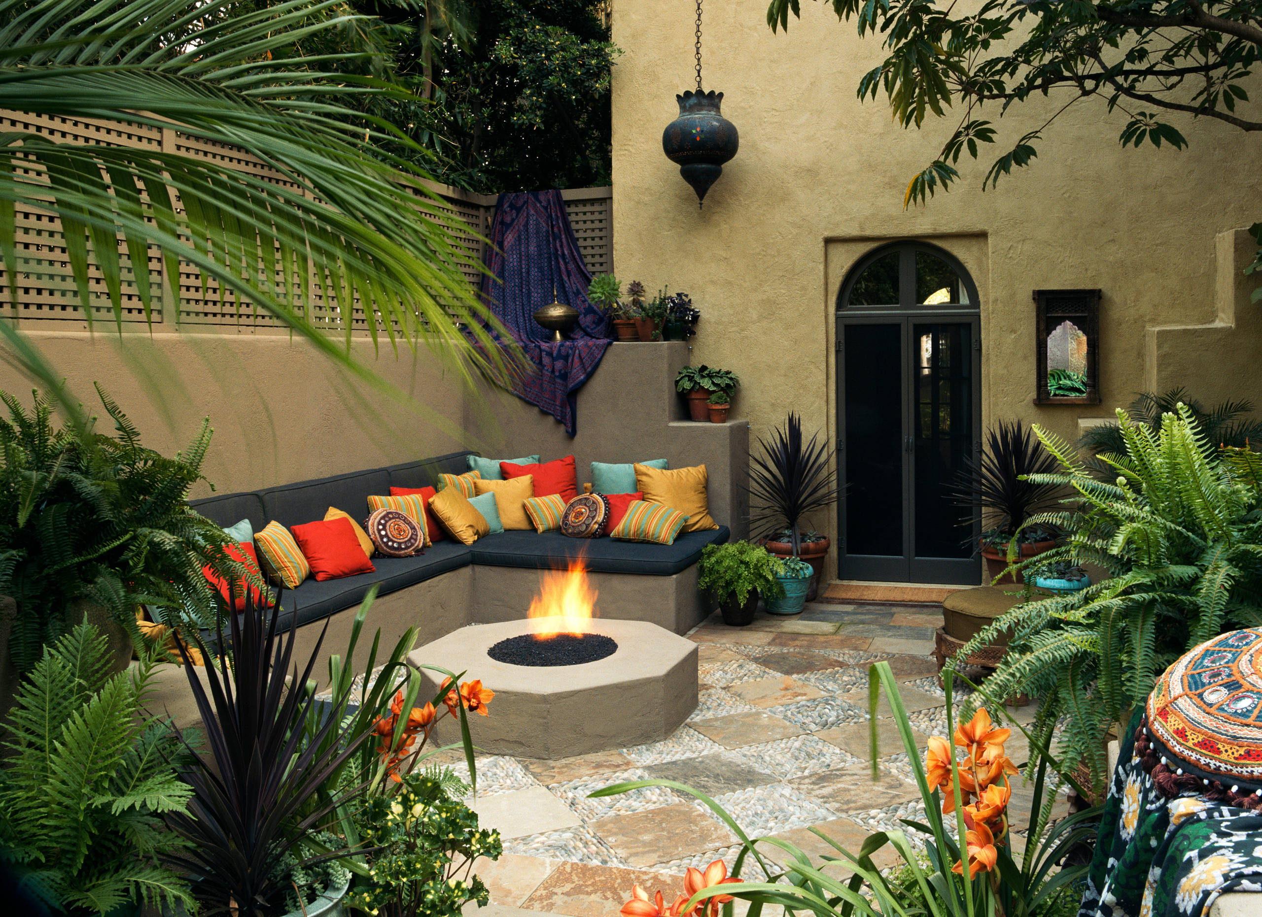 Moroccan Patio Ideas Photos Houzz