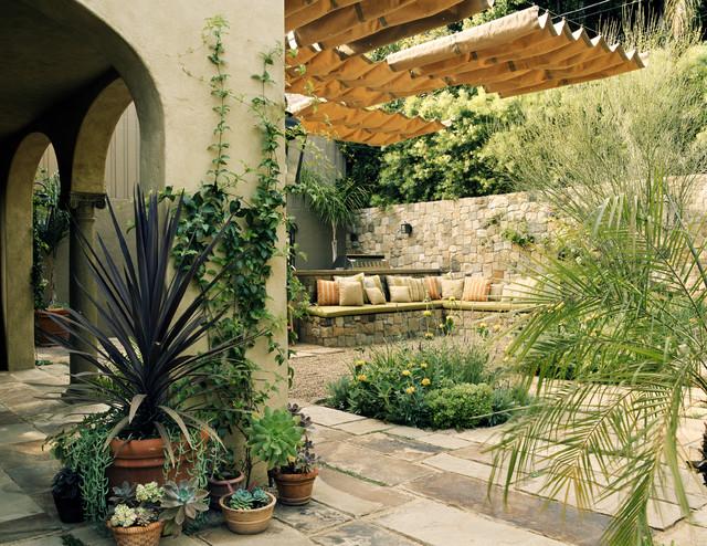 8 Elements of Mediterranean Garden Style