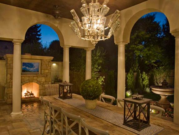 Mediterranean Landscape Design mediterranean-patio