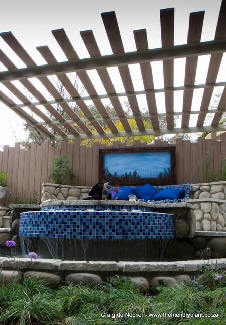 Mediterranean Magic mediterranean-patio