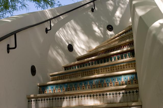 Valley Vista Residence mediterranean-patio