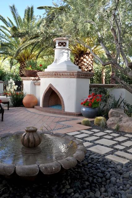 Carson Poetzl, Inc. mediterranean-patio