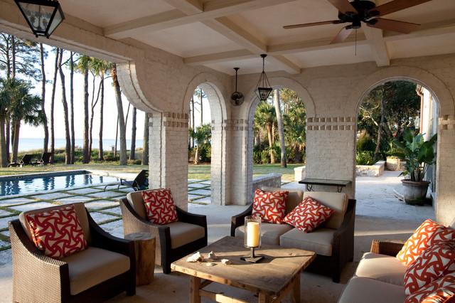 Cottage 52 mediterranean-patio