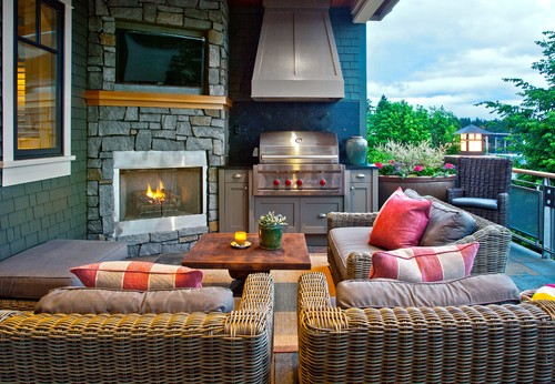 Now More Than Ever, Designers Say, Homeowners Want Their Indoor Spaces To  Blend Seamlessly With The Great Outdoors.