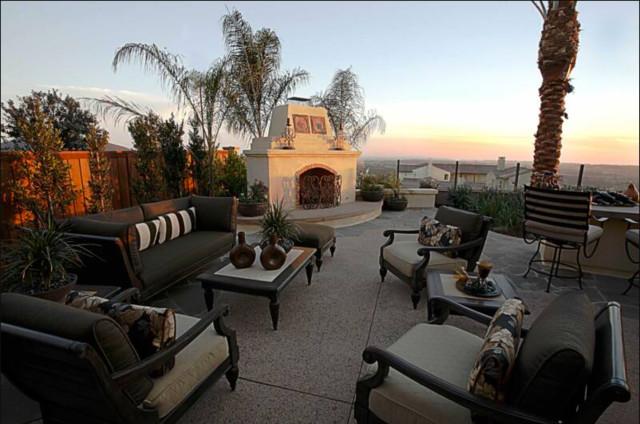 Messina Models Shea Homes Mediterranean Patio San Diego By Hk Design Studio Houzz Nz