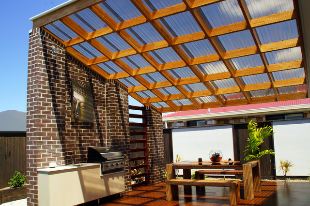 Metro abode contemporary patio other metro by for Architecture design studio pty ltd