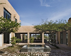Mexico House southwestern-exterior