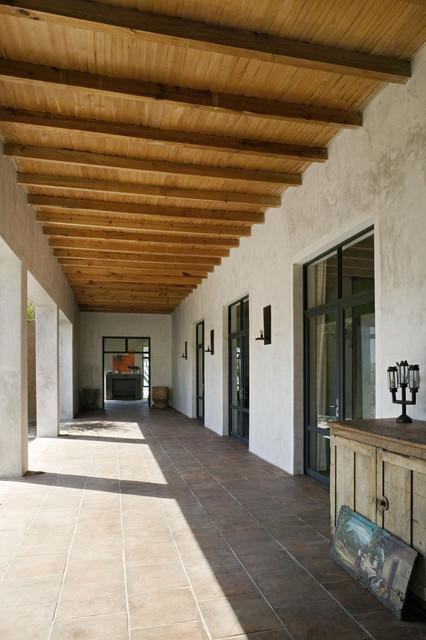 Mexico House mediterranean-patio