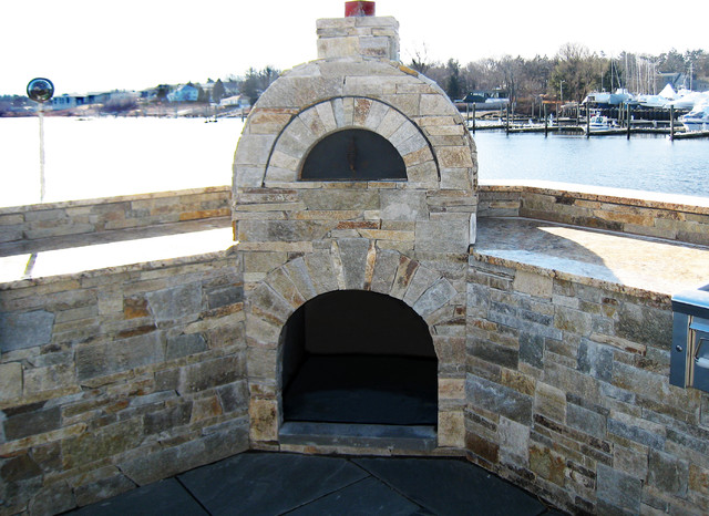 Mezzo Pizza Oven and Cabinet Component System Island ...