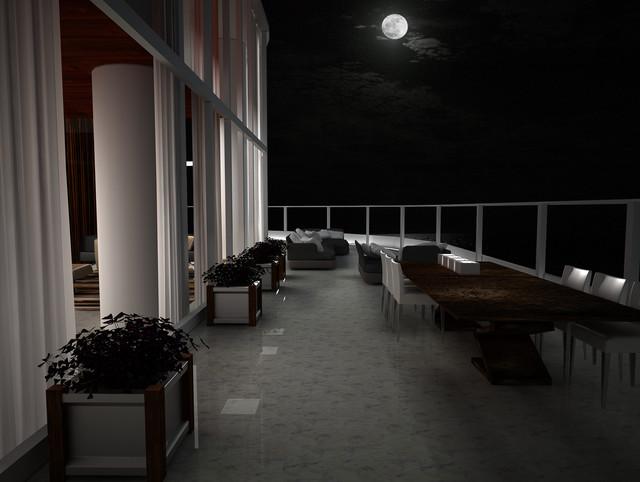 Miami Beach - Miami by PepeCalderinDesign - Interior designers Miami - Modern contemporary-patio