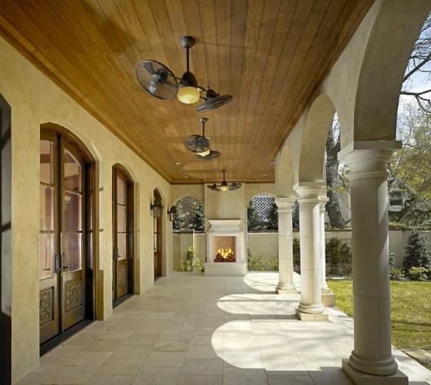 Michael molthan luxury homes interior design group - Patio interior decoracion ...