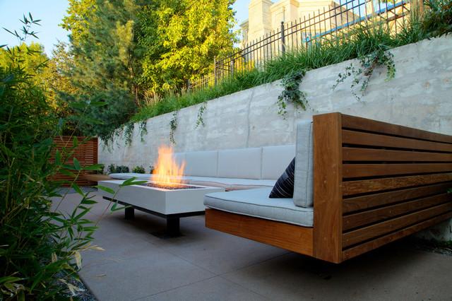 Mid-Century Modern midcentury-patio