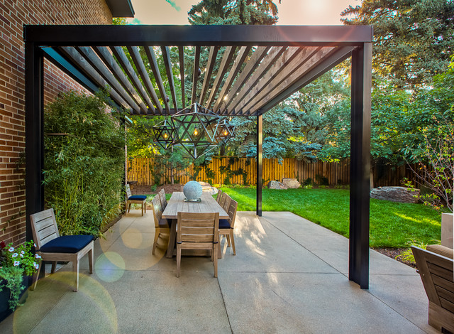 ... Renovation - Contemporary - Patio - denver - by Elevate by Design