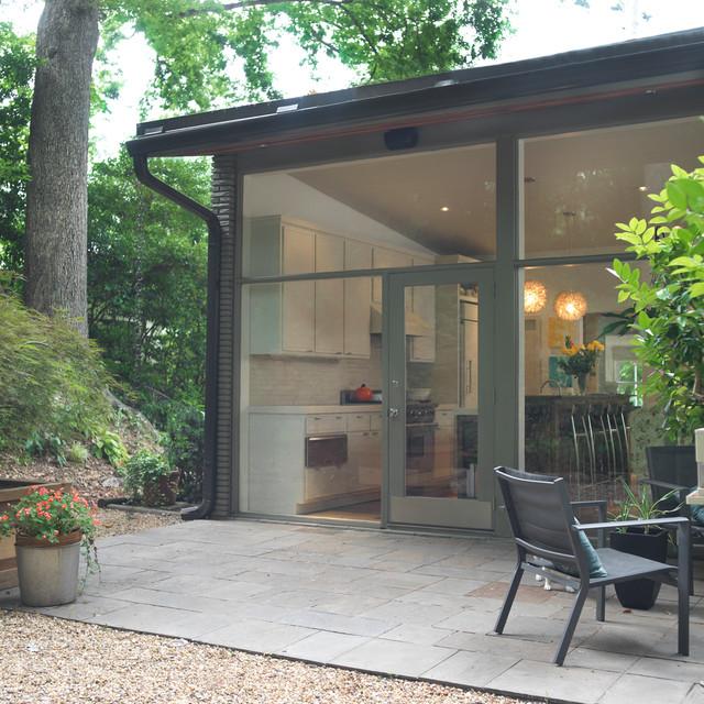 Modern Atlanta Landscape Ideas Designs Remodels Photos
