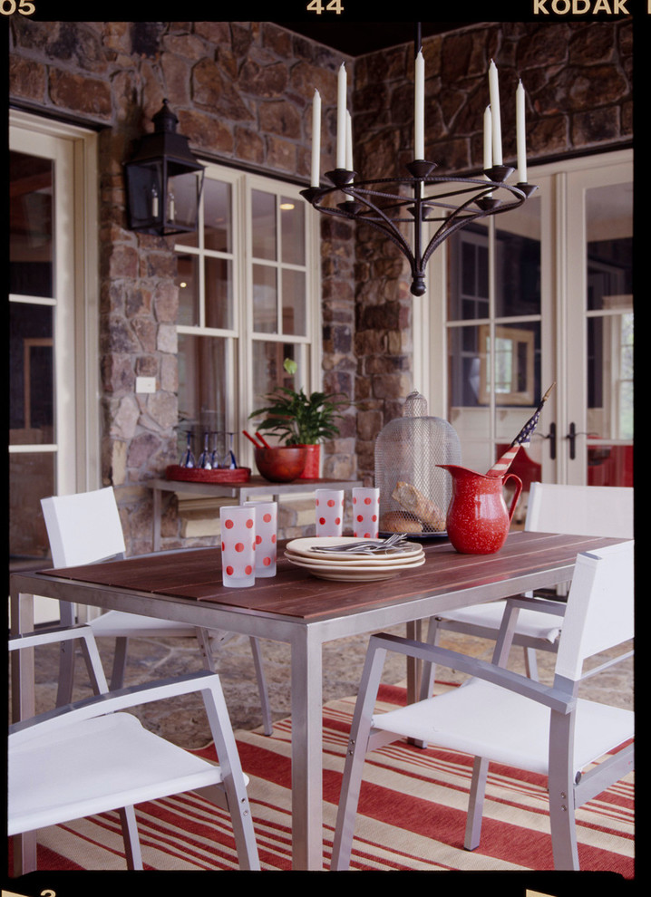 Midwest Living Idea Home - Traditional - Patio ...