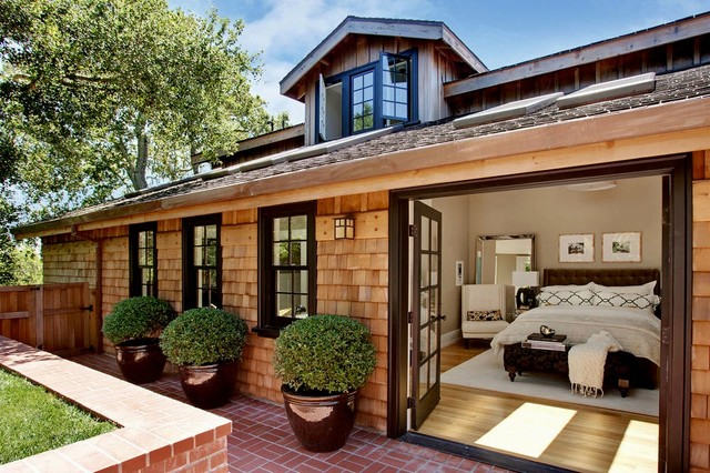 Mill Valley Ca Traditional Exterior San Francisco