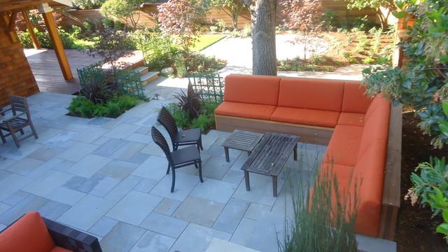 Mill Valley Outdoor Living contemporary-patio