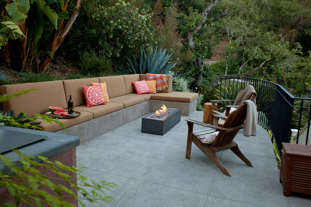 Mill Valley Residence 2 Contemporary Patio San